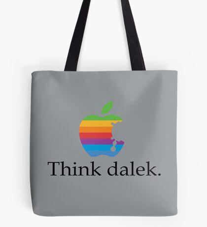 Think even more dalek Tote Bag