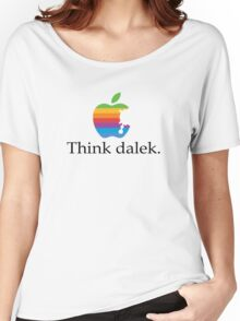 Think even more dalek Women's Relaxed Fit T-Shirt