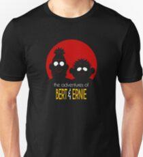 The adventures of bert & ernie T-Shirt