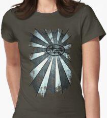 Rays of Subaru Womens Fitted T-Shirt