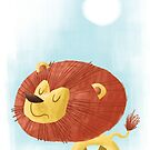 Little Lion by Jeff Crowther