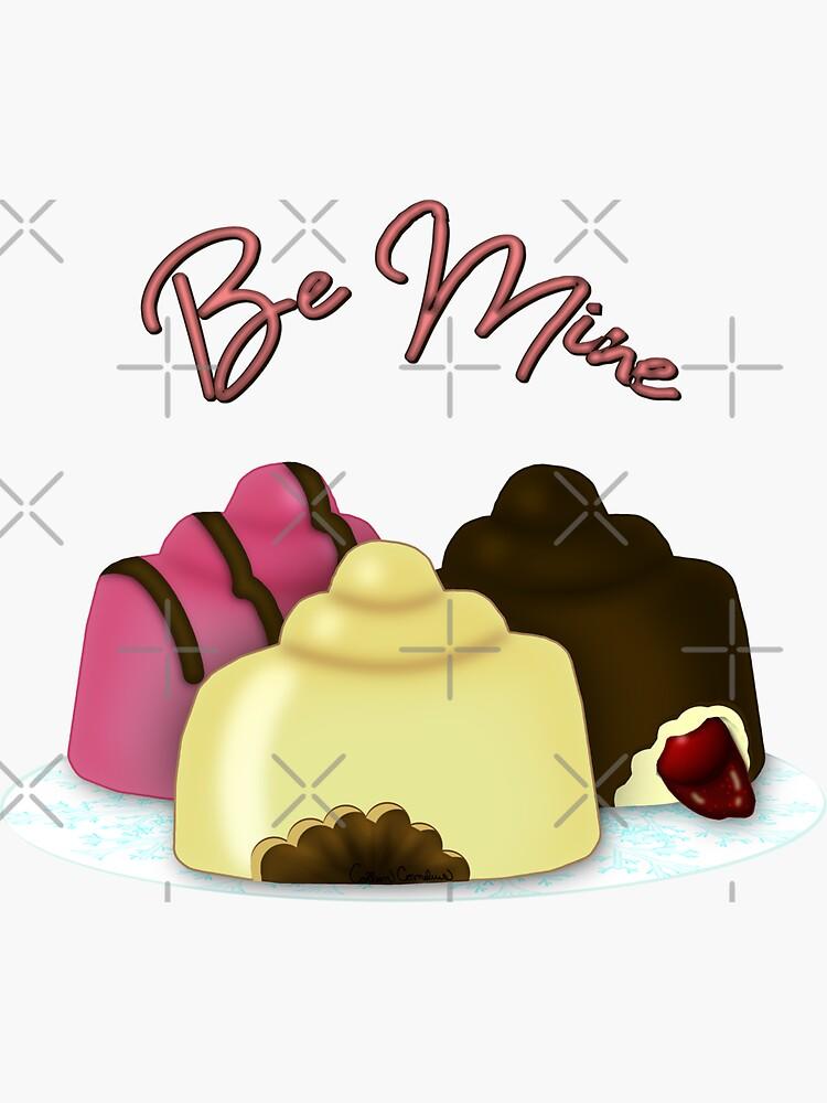 Be Mine Valentine's Day Candy by ButterflysAttic