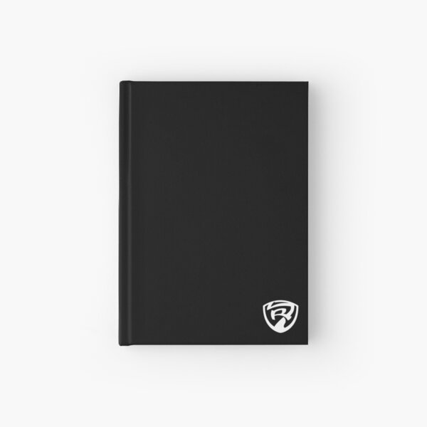 Route 7 Orlando - White Shield Hardcover Journal