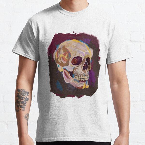 Julie y el cráneo fantasma luke Camiseta clásica