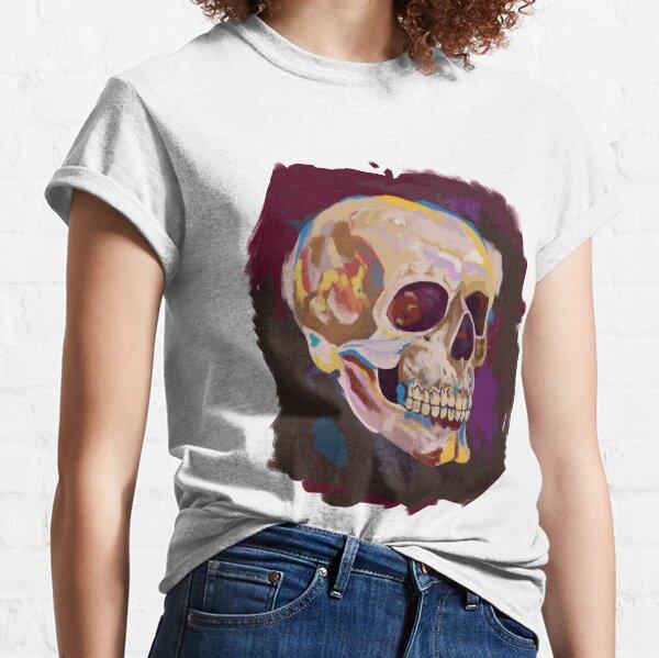 Julie et le crâne fantôme Luke T-shirt classique