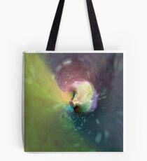 Kosmische Folie Tote Bag