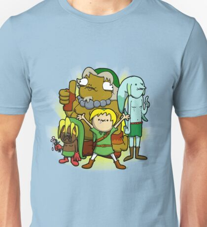 The kid behind the masks T-Shirt