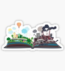 EcoBook Sticker