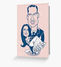 The Royal Wedding Greeting Card