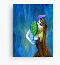 The Alchemist's Daughter Canvas Print