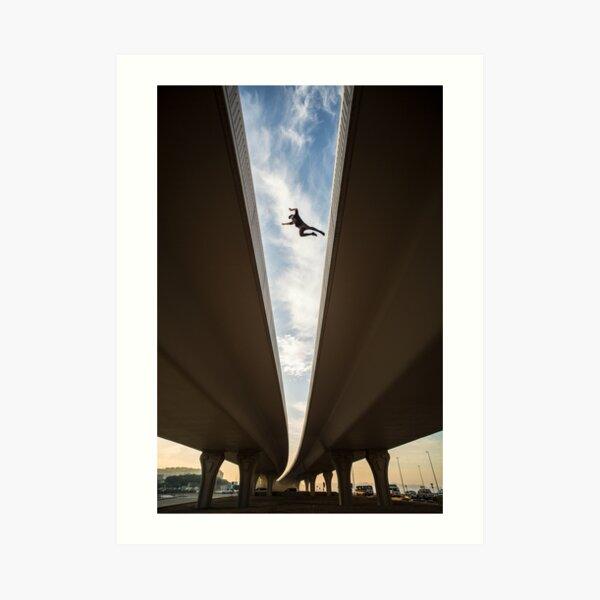 Jason Paul - Dubai  Art Print