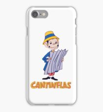 Cantinflas Show - Captain Cook iPhone Case/Skin