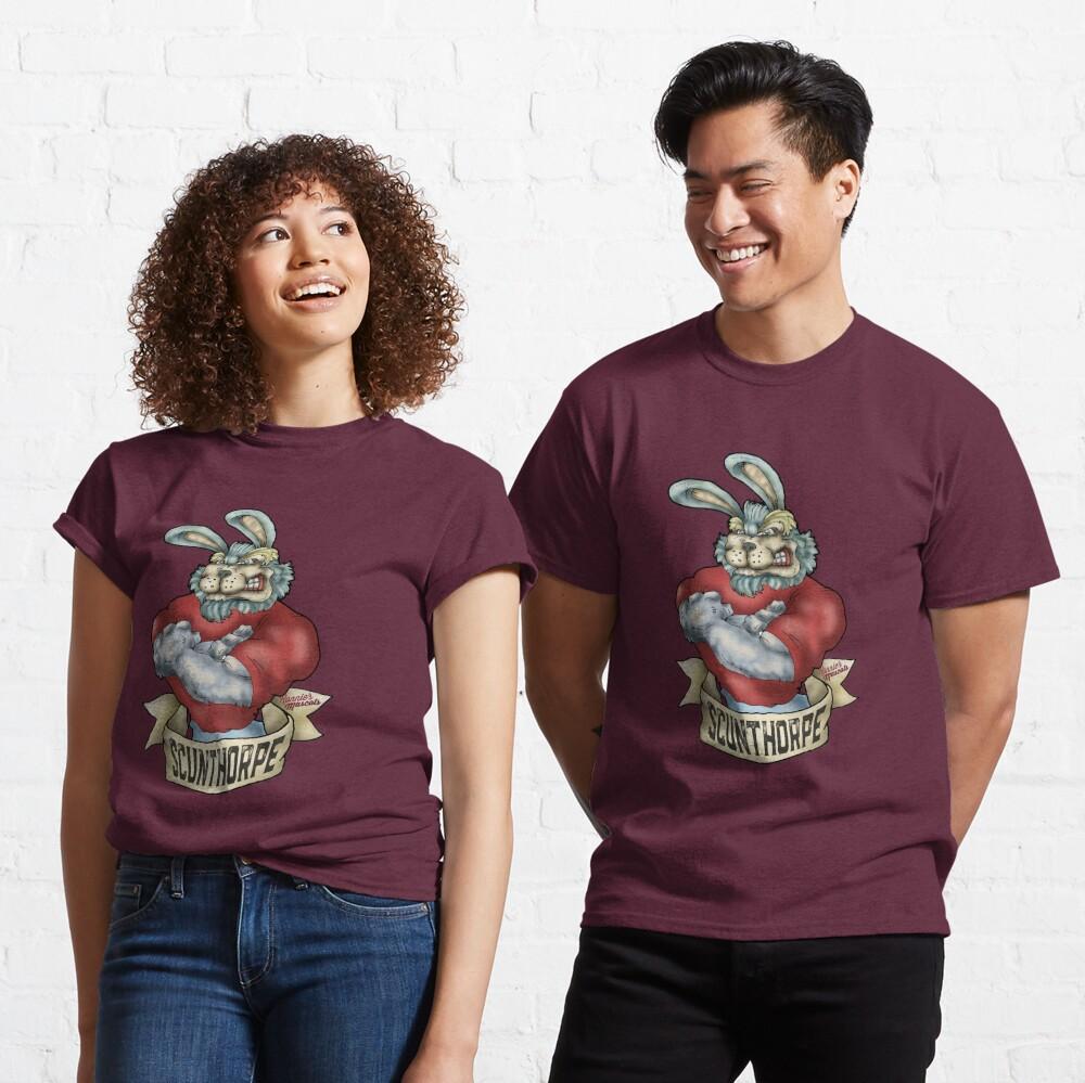 Scunthorpe United Bunny Mascot Classic T-Shirt