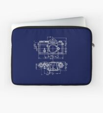 Vintage Photography: Nikon Blueprint Laptop Sleeve