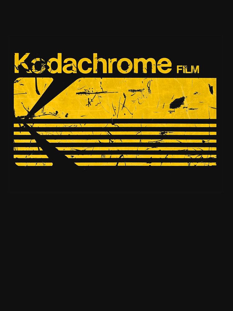 Vintage Photography: Kodak Kodachrome - Yellow by brainsontoast