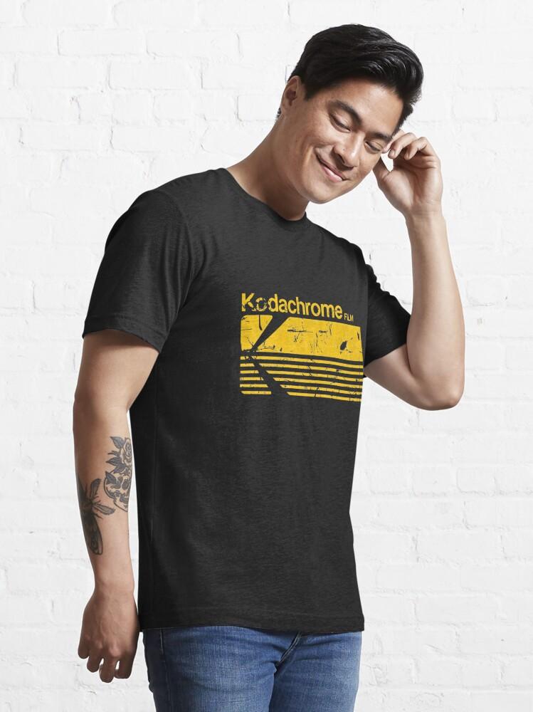 Alternate view of Vintage Photography: Kodak Kodachrome - Yellow Essential T-Shirt
