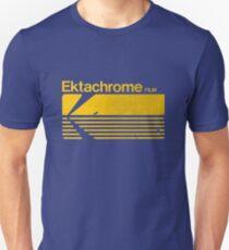 Vintage Photography: Kodak Ektachrome - Yellow T-Shirt