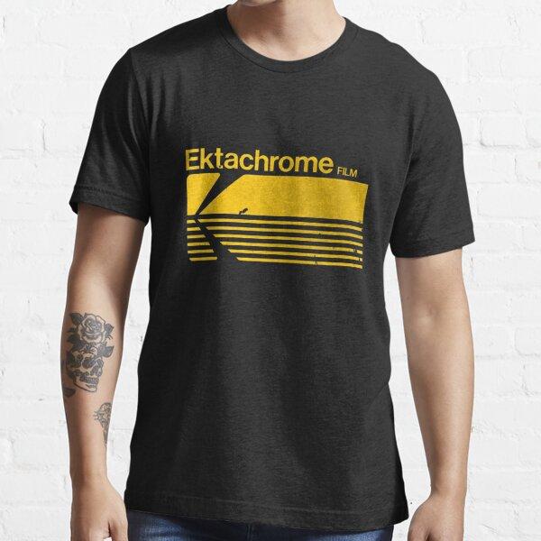 Vintage Photography: Kodak Ektachrome - Yellow Essential T-Shirt