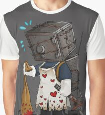 A Bag Full of Body Parts Graphic T-Shirt