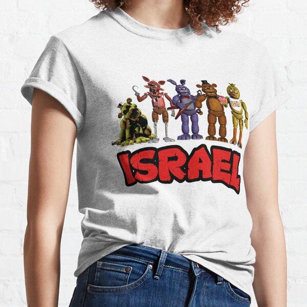 FNAF Israel Classic T-Shirt