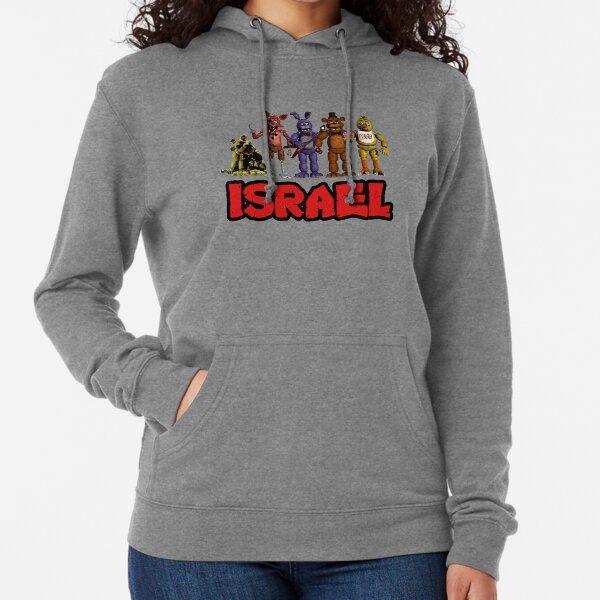 FNAF Israel Lightweight Hoodie