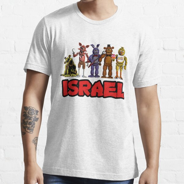 FNAF Israel Essential T-Shirt