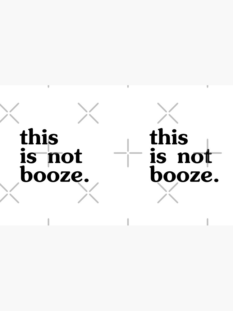 This is NOT booze - conference call mug by everyplate