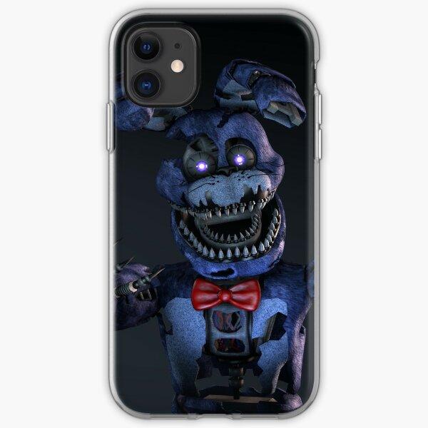 FNAF Nightmare Bonnie iPhone Soft Case