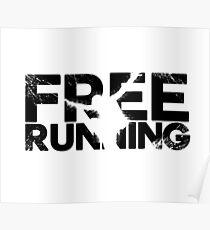 Freerunning Poster