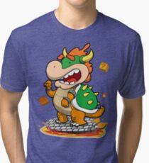8-4 Boss Tri-blend T-Shirt