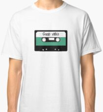 HIPSTER :: GOOD VIBES MUSIC Classic T-Shirt