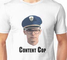 Content Cop Unisex T-Shirt