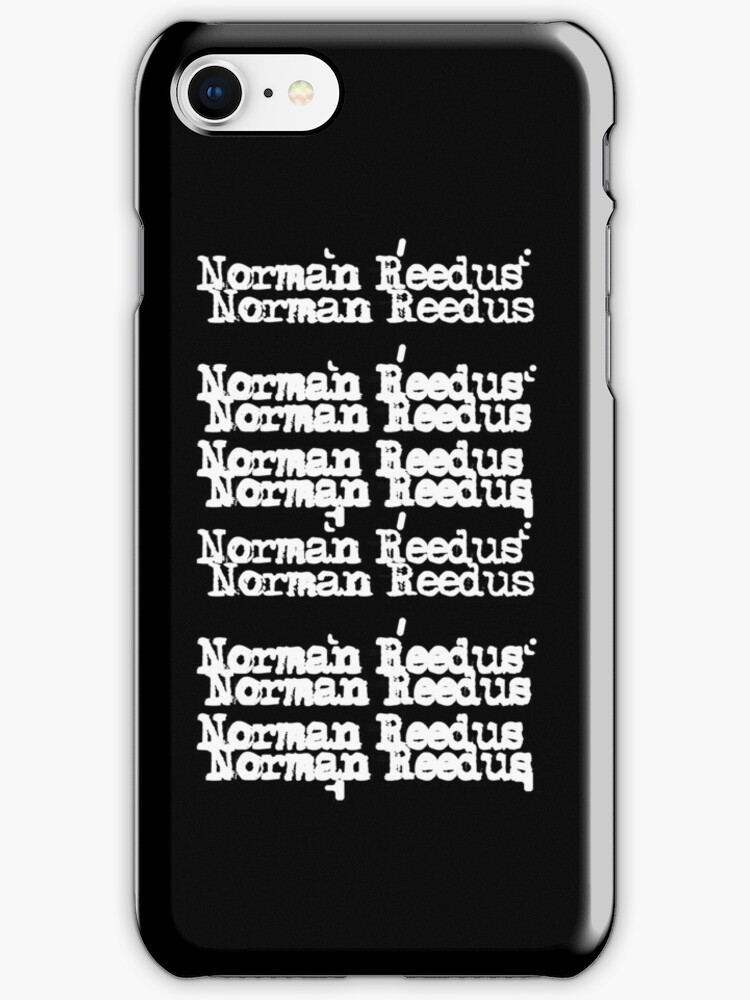 Norman Reedus/Cheap Trick by Ryleh-Mason