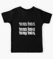 Norman Reedus/Cheap Trick Kids Tee