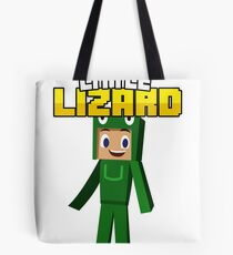 Little Lizard Gaming - Minecraft Youtuber Tote Bag