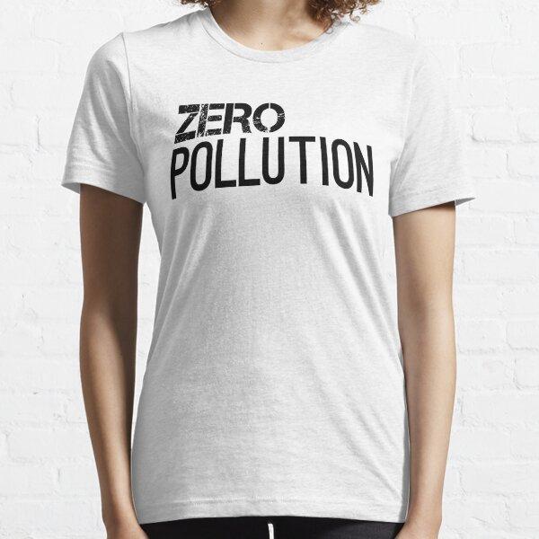 Zero Pollution 2 Essential T-Shirt