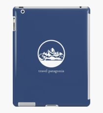 Travel Patagonia iPad Case/Skin