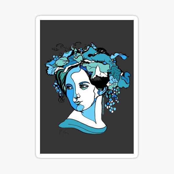 Fanny Mendelssohn Composer  Sticker