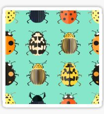 Insects. Sticker