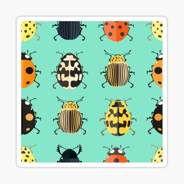 Beautiful Ladybird Ladybug Design /& French France Country Flag car sticker decal