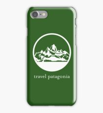 Travel Patagonia iPhone Case/Skin