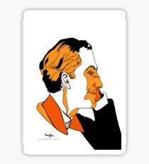 George Gershwin - Composer Sticker