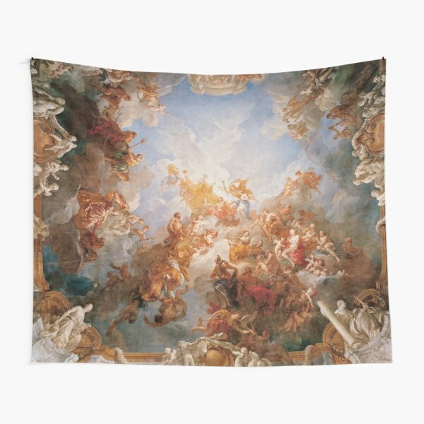 Hercule François Lemoyne - L'Apothéose Tapestry