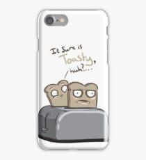 Toasty! iPhone Case/Skin
