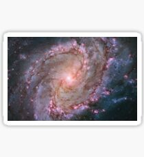 Deep-Space Nebula Galaxy Sticker