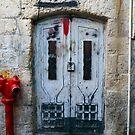Jerusalem Doors 1 by Igor Shrayer