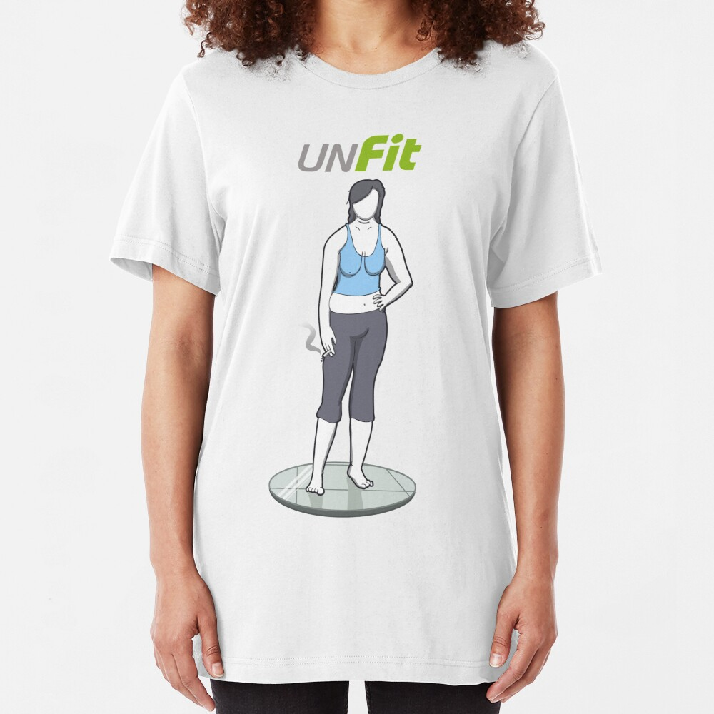 Your ideal heart rate is whatever. Slim Fit T-Shirt