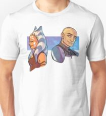 TCW In Happier Times - Snips & Rexter Unisex T-Shirt