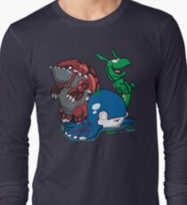 Number 382, 383 & 384! Long Sleeve T-Shirt