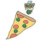 Teemo's Pizzeria by Drasmatic